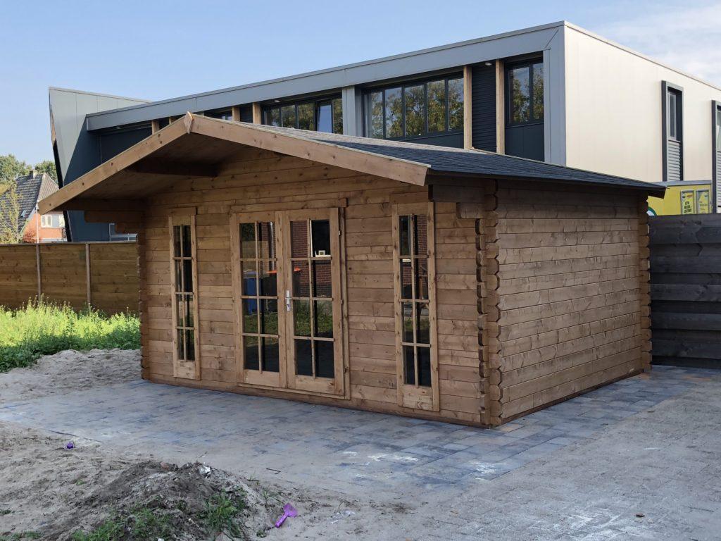 tuinhuis-douglas-hout