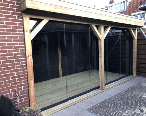 Douglas-veranda